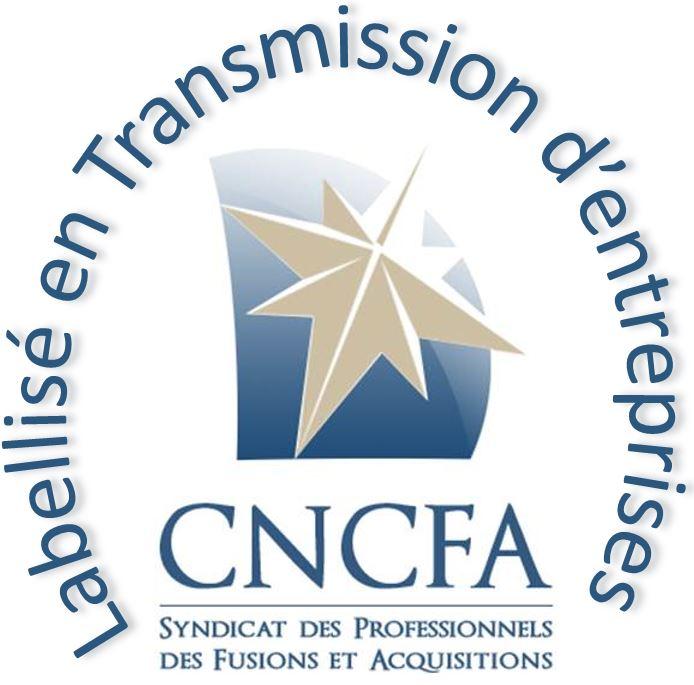 """Ad Res ConseiL est """"Labellisé en Transmission d'Entreprises"""" par le CNCFA"""