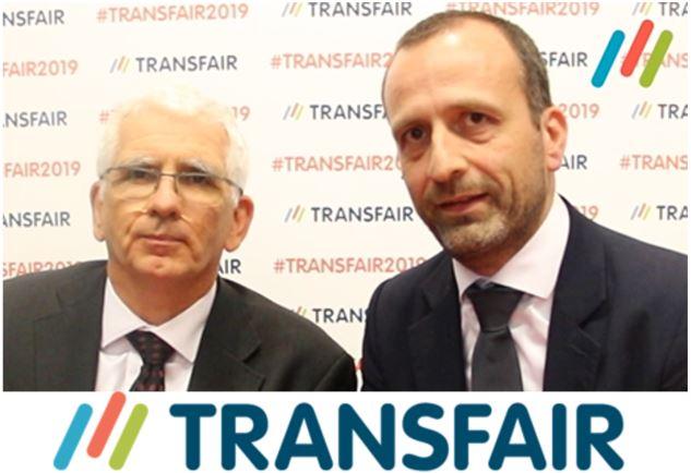 """Roland VACHERON & Edouard MOREAUX au Salon TRANSFAIR  """"CNCFA le Label des maîtres d'oeuvre de la Transmission d'Entreprises"""""""